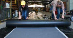 Trial - Roll Out Membrane