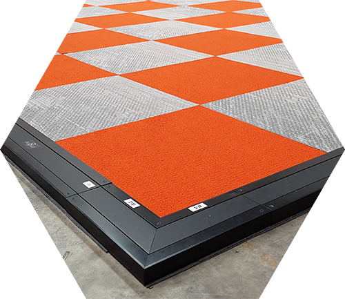 Smart Floors - Smart Surfaces