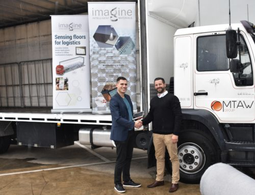 Geelong Advertiser – Hi-Tech Sensors in Freight